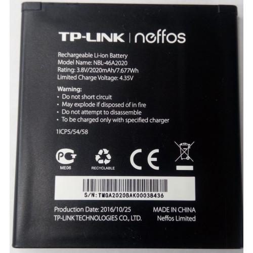Batería NBL-46A2020 Neffos Y5L/Y50